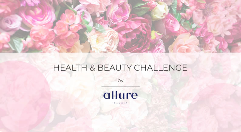 Health and Beauty Challenge by Allure Clinic